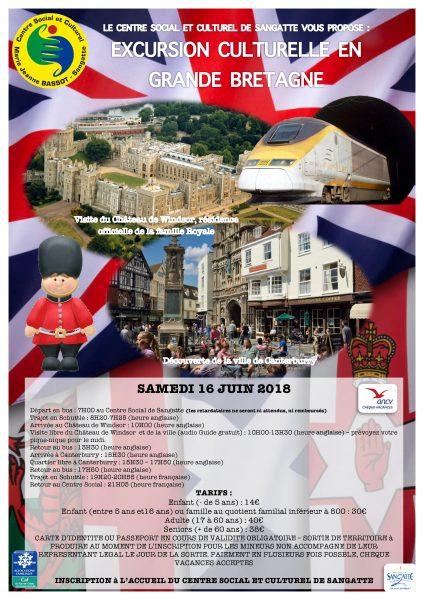 Sortie Culturelle en Angleterre: Windsor et Canterbury @ Angleterre | Royaume-Uni