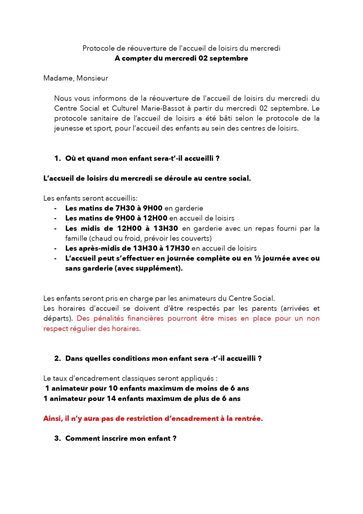 Protocole de réouverture de l'accueil du mercredi_page-0001